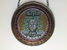 vidrio MEDUSA DETALLE